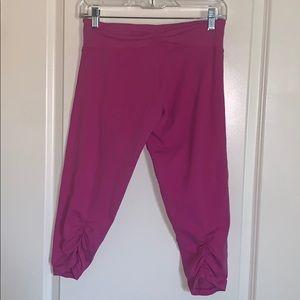 Pink Calvin Klein leggings
